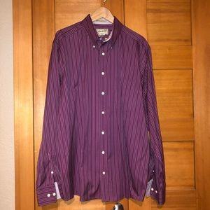 Eddie Bauer Dress Shirt - Tall XL